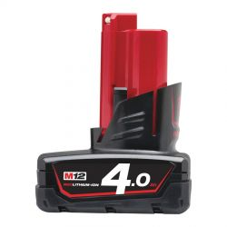 Batteria M12 4.0 Ah Milwaukee