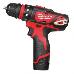 Trapano avvitatore M12BDDX Kit Milwaukee