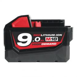 Batteria M18 9.0AH Milwaukee