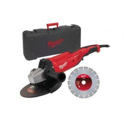 Kit Smerigliatrice AG22-230 D-SET Milwaukee