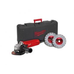 Kit Smerigliatrice AG1000 125 EK D-SET Milwaukee