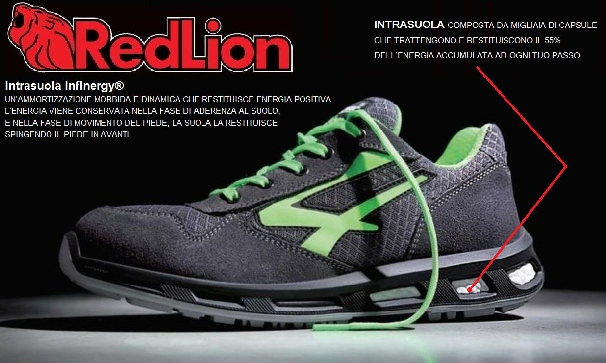 Infinergy RedLion U-Power