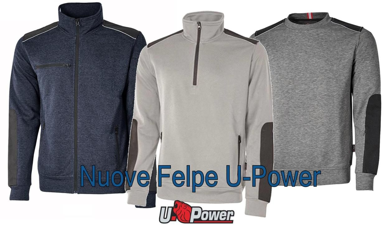 Felpe U-Power